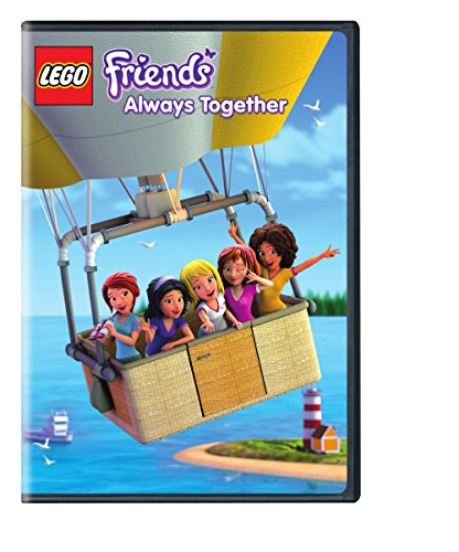 Lego Friends Always Together