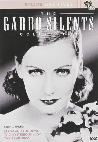 Tcm Archives The Garbo Silents Collection The Temptress Flesh And The Devil The Mysterious Lady
