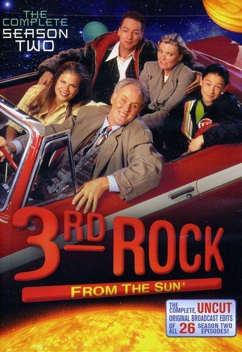 3Rd Rock From The Sun Season 2