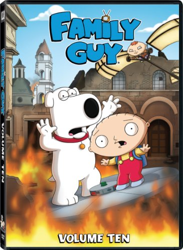Family Guy Volume Ten