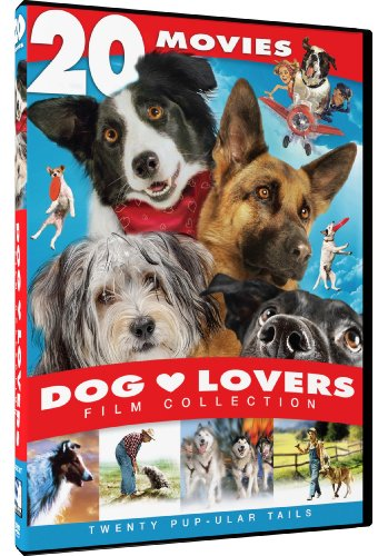 Dog Lovers Film Collection 20 Movie Set