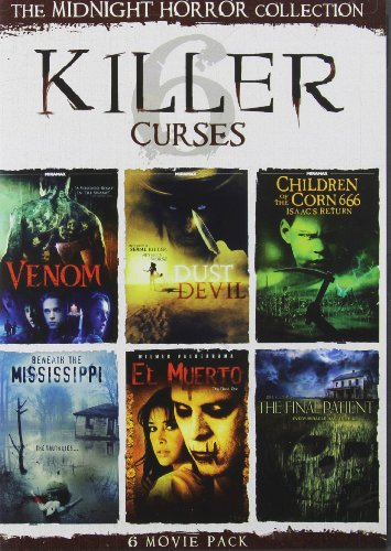 Midnight Horror Collection Killer Curses