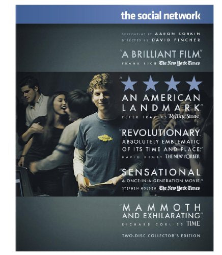 The Social Network Two-Disc Collector's Edition