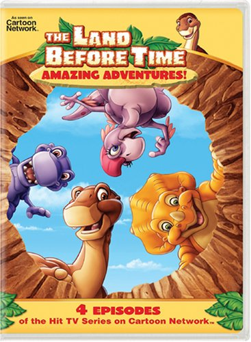 The Land Before Time Amazing Adventures