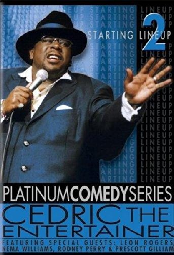 Platinum Comedy Series Starting Lineup Part Ii Cedric The Entertainer