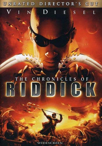 The Chronicles Of Riddick Widescreen Unrated Directors Cut