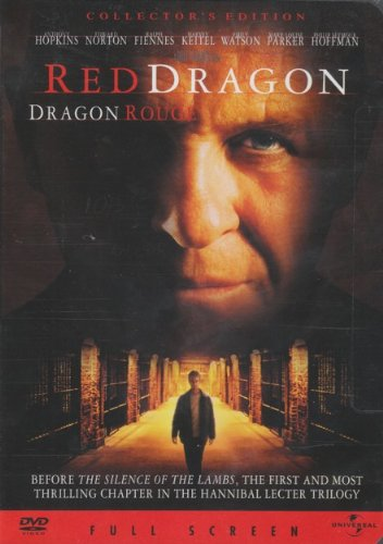 Red Dragon Full Screen Collectors Edition