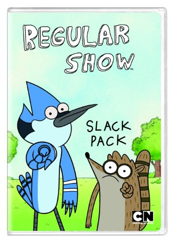 Cartoon Network Regular Show The Slack Pack
