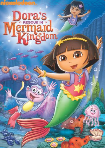 Dora The Explorer Doras Rescue In Mermaid Kingdom