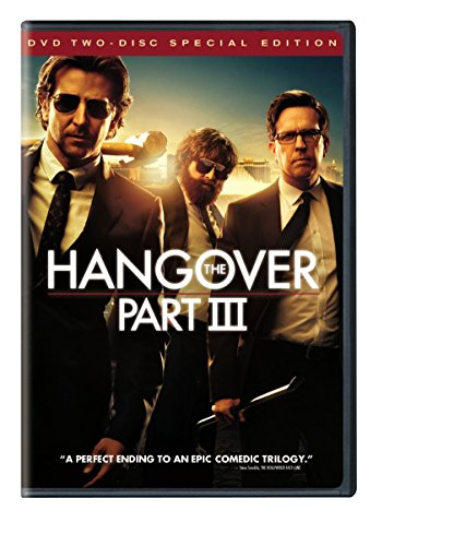 The Hangover Part Iii Special Edition