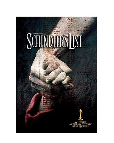 Schindlers List Widescreen Edition