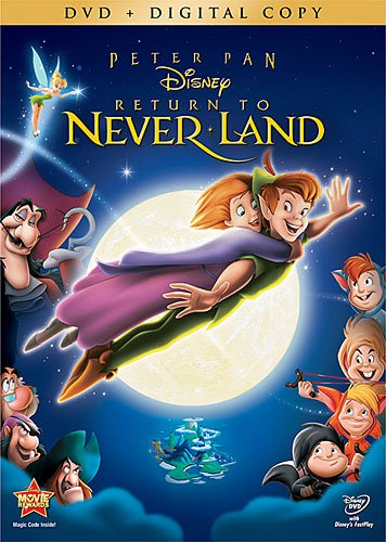 Peter Pan Return To Neverland Special Edition