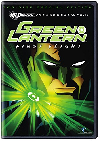 Green Lantern First Flight Special Edition