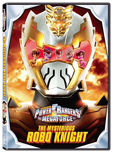 Power Rangers Megaforce The Mysterious Robo Knight