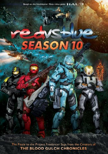 Red Vs Blue Season 10