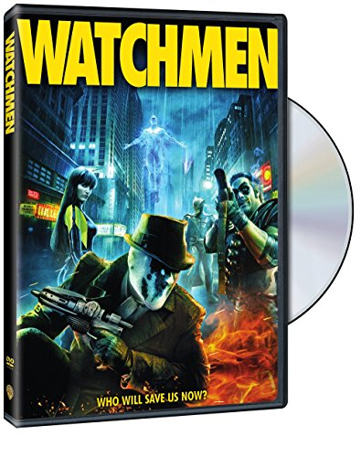 Watchmen Full Screen Edition