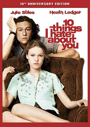 10 Things I Hate About You Special Edition Includes