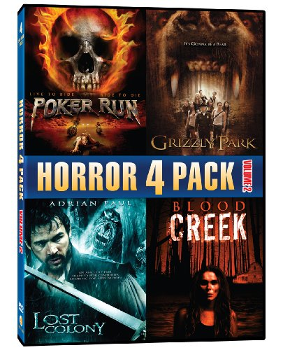Horror 4 Pack Vol2