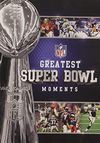 Nflgreatest Superbowl Moments Ixlv