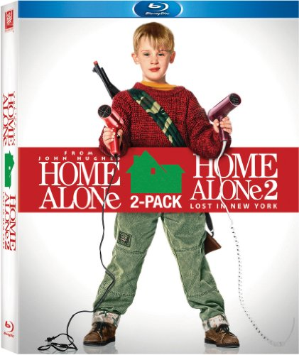 Home Alone  Home Alone 2 Lost In New York Double Feature