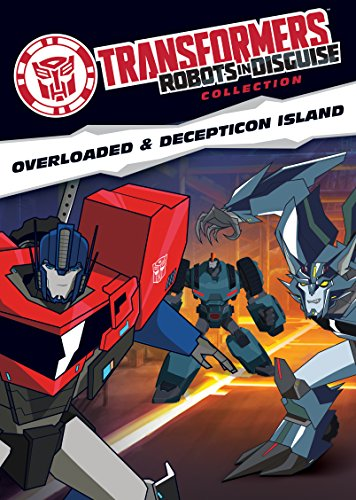 Transformers Robots In Disguise Collection Overloaded Decepticon Island