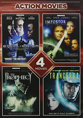 Equilibrium / Impostor / The Prophecy / Trancers I
