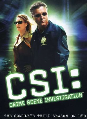Csi Crime Scene Investigation Season 3