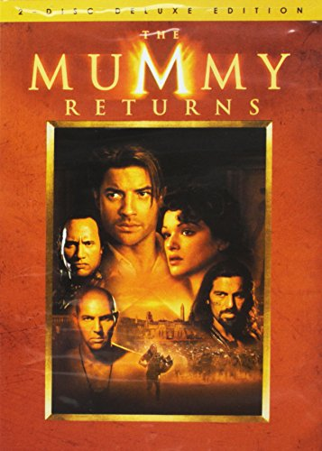 The Mummy Returns Deluxe Edition