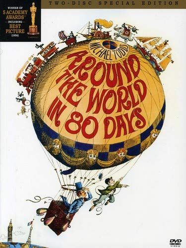 Around The World In 80 Days Special Edition