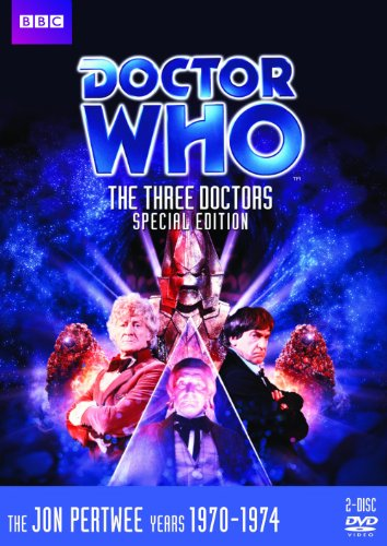 Doctor Who The Three Doctors Story 65 Special Edition