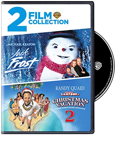 Jack Frost National Lampoons Christmas Vacation 2 Cousin Eddies Island Adventure Dbfe