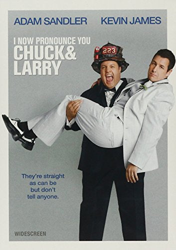 I Now Pronounce You Chuck Larry Widescreen Edition