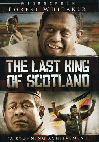 The Last King Of Scotland Widescreen Edition
