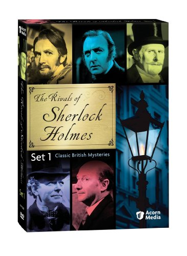 The Rivals Of Sherlock Holmes Set 1