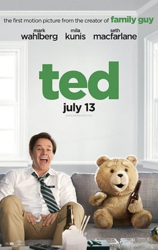 Ted Disc - **Disc Only**