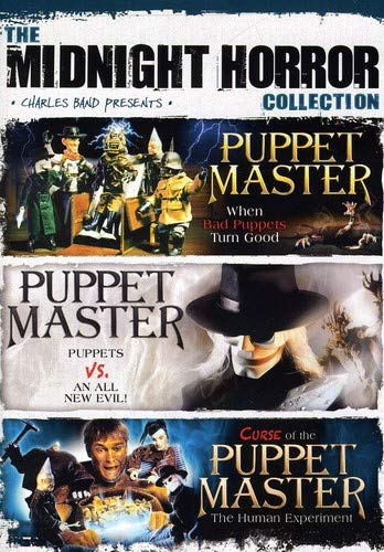 The Midnight Horror Collection Puppet Master V.2