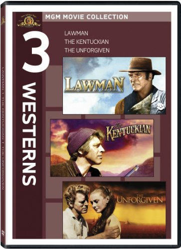 Lawman The Kentuckian The Unforgiven