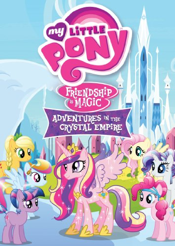 My Little Pony Friendship Is Magic Adventures In The Crystal Empire