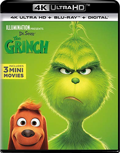 Illumination Presents Dr Seuss The Grinch