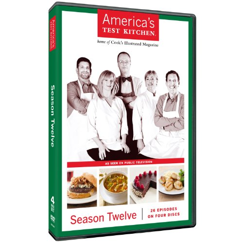 Americas Test Kitchen Season 12