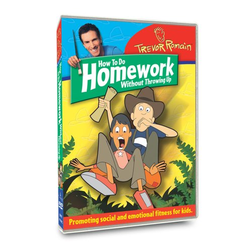 Trevor Romain How To Do Homework Without Throwing Up