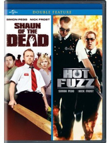 Shaun Of The Dead  Hot Fuzz Double Feature