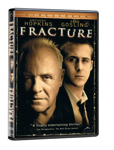 Fracture 2007- Anthony Hopkins, Ryan Gosling