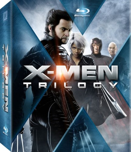 Xmen Trilogy Xmen  X2 Xmen United  Xmen The Last Stand