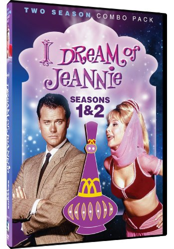 I Dream Of Jeannie Seasons 1 2