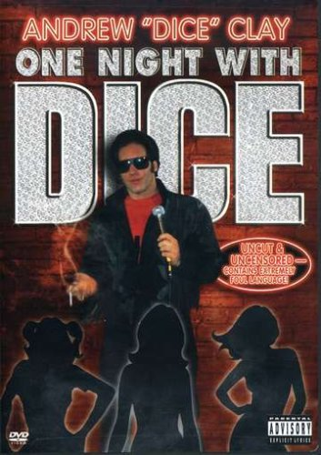 Andrew Dice Clay One Night With Dice
