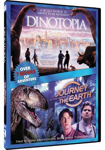 Dinotopia Journey To The Center Of The Earth Fantasy Double Feature