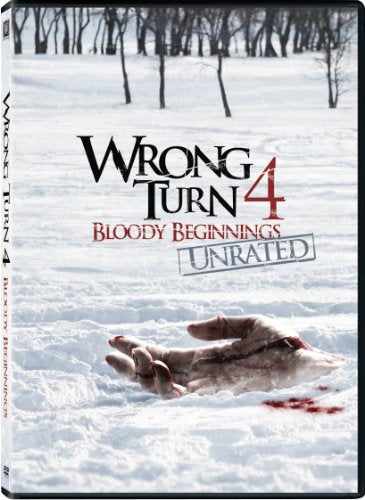 Wrong Turn 4 Bloody Beginnings Unrated