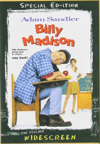 Billy Madison Widescreen Special Edition