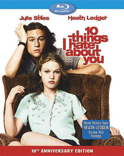 10 Things I Hate About You 10Th Anniversary Edition